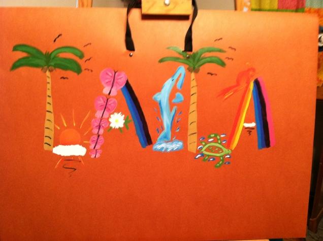 Laila's personalized portfolio